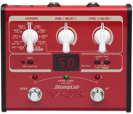 Vox - SL1B StompLab IB Multieffekt