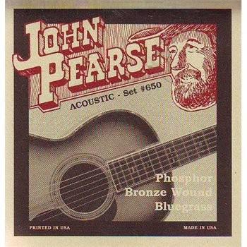 John Pearse - 650LM  Phosphor  Bronze