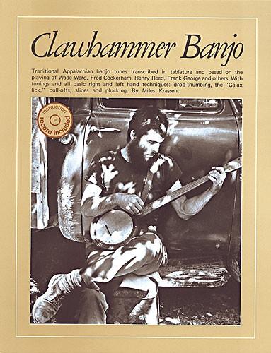 OK63016 Clawhammer Banjo