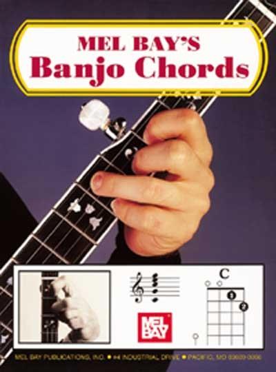MB93267 Mel Bay's Banjo Chords