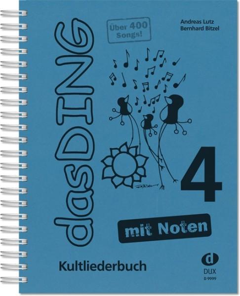 D9999 Das Ding 4 mit Noten