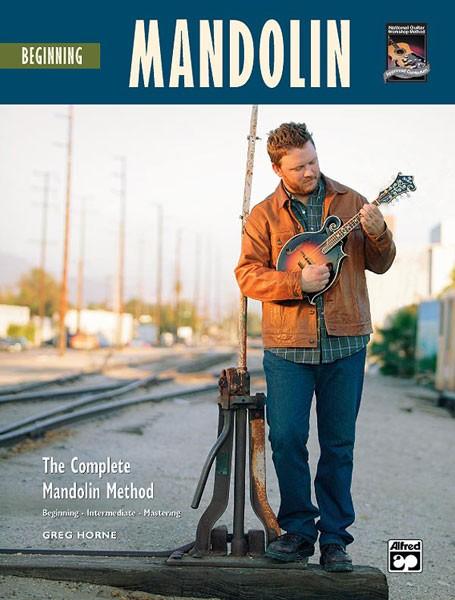 Alfred - 22665 Beginning Mandolin CD