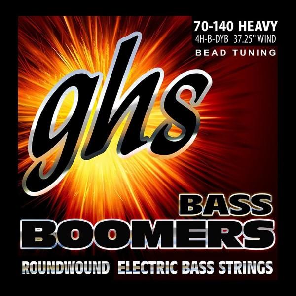 GHS - 4HBDYB 70-140 BEAD Tuning