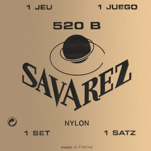 Savarez - 520B  Concert weiß low tension