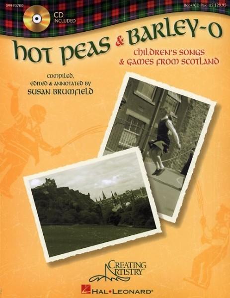 HAL LEONARD - HL09970700 Hot Peas + Barley-O