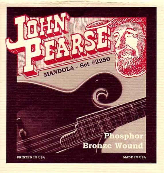 John Pearse - 2250 Mandola 12A-22D-32G-49C