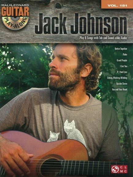 HAL LEONARD - HL00129854 Jack Johnson Play a