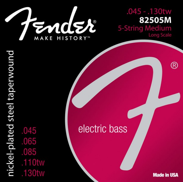 Fender - 82505M Super string thru th