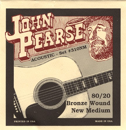 John Pearse - 310NM  Bronze