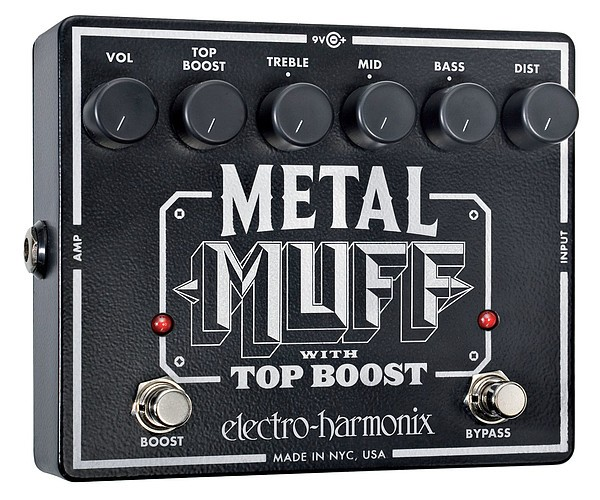 Electro Harmonix - Metall Muff Top Boost