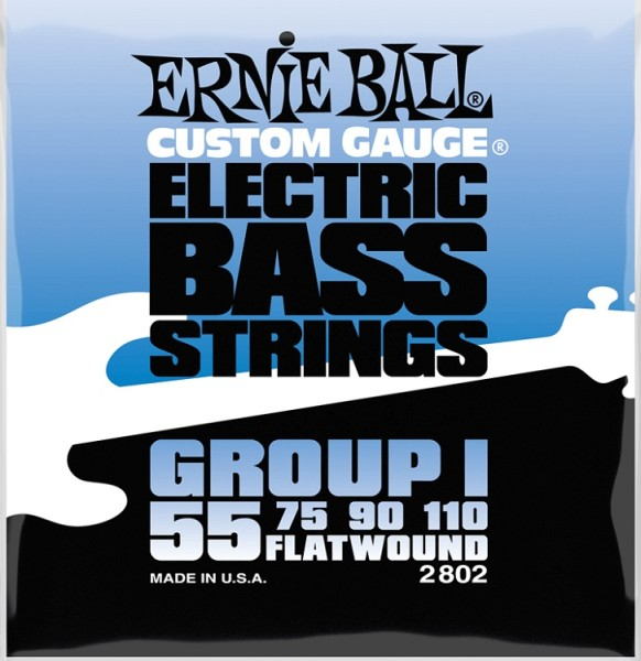 Ernie Ball - EB2802 FW Group I 55-110