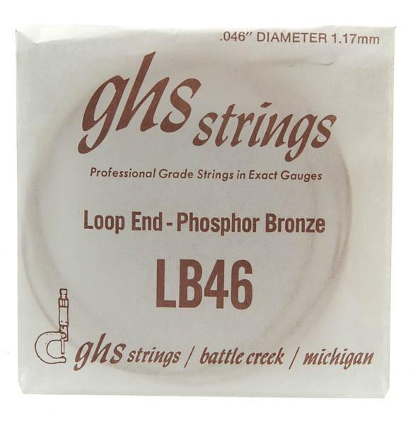 LB46 Phosphor Bronze 0.46w