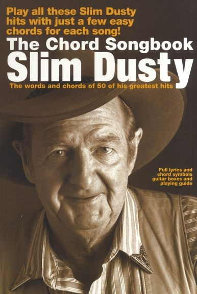 Wise Publications - MS04134 Slim Dusty Chord Songb