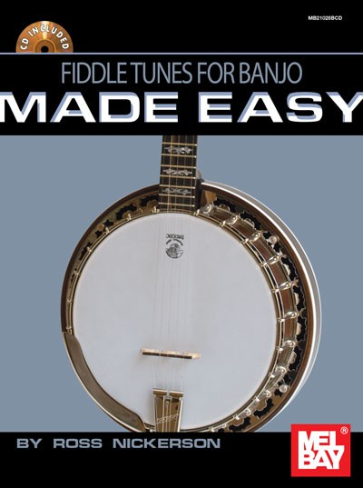 HAL LEONARD - MB21028BCD Fiddle Tunes for