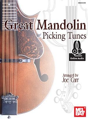 Mel Bay - MB20553M Great Mandolin Tunes