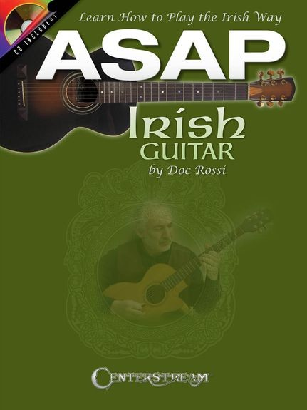 HAL LEONARD - HL00113683 ASAP Irish Guitar