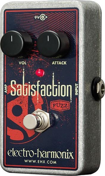Electro Harmonix - Satisfaction Fuzz