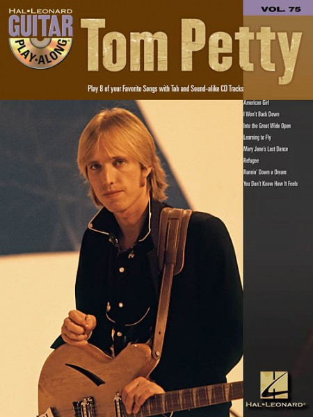 HAL LEONARD - HL00699882 Tom Petty Vol 75