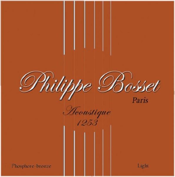 Philippe Bosset - Acoustique 1253 PhBronze