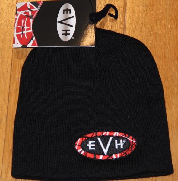 EVH - Knitted Beanie Mütze schwarz