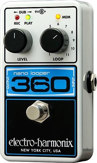 Electro Harmonix - Nano Looper 360