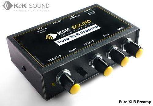 KundK - Pure Preamp XLR