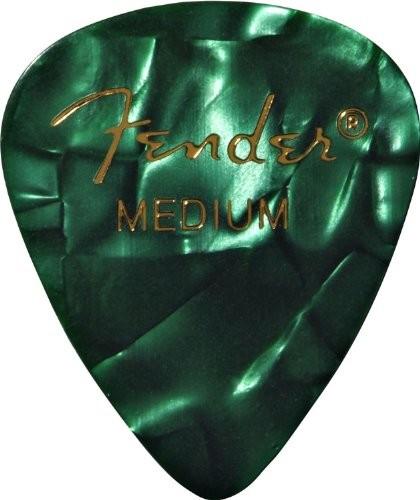Fender - FGM351 green moto  medium