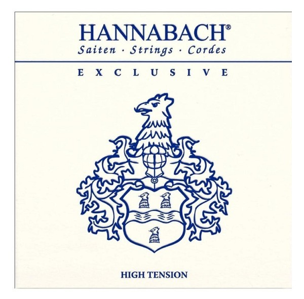 Hannabach - Exclusive Line High Tension