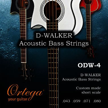 Ortega - ODW4 D-Walker Acoustic Bass
