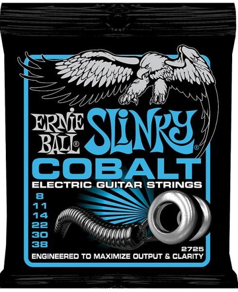 Ernie Ball - EB2725 Cobalt Extra Slinky
