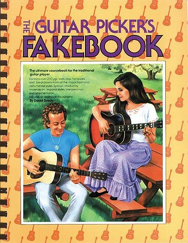 Oak Publishing - OK64279 GuitarPickers Fakebook