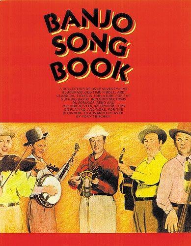 OK63438 Banjo Song Book