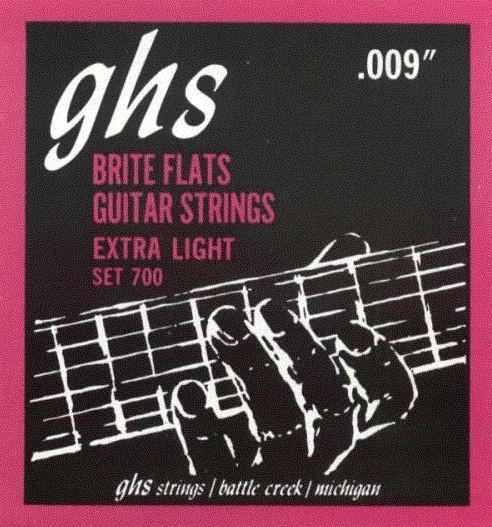 GHS - SET700 Brite Flats 09-42