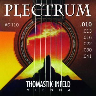 Thomastik - AC110 Plectrum