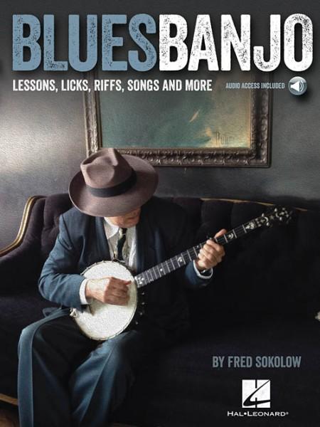 HAL LEONARD - HL00116844 Blues Banjo Lessons