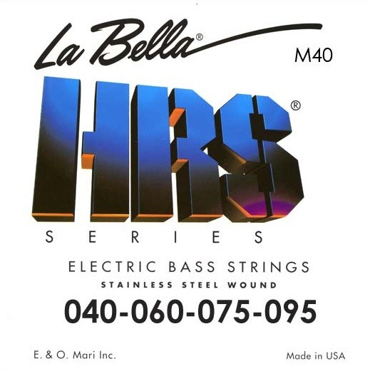 La Bella - M40 HRS EL Stainless Steel