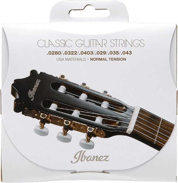 Ibanez - ICLS6NT normal tension clear n