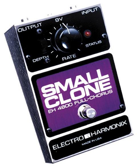 Electro Harmonix - Small Clone Chorus