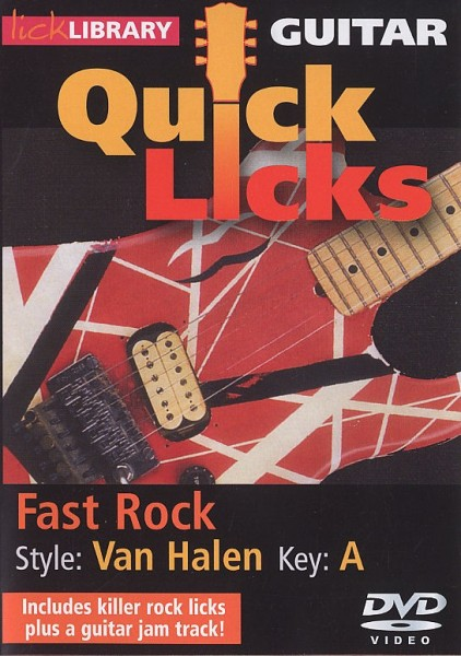 RDR0247 Guitar Quick Licks