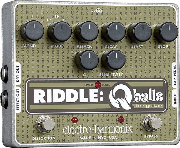 Riddle Filterpedal Distortion