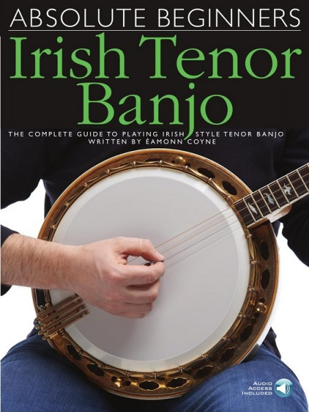 Wise Publications - Absolute Beginners Tenor Banjo