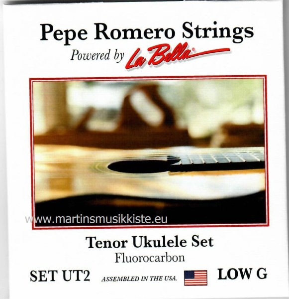 UT2 Tenor Low G Fluorocarbon