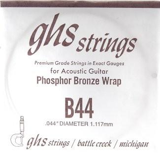 B44 Phosphor Bronze wound