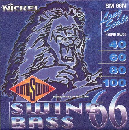 Rotosound - SM66N Nickel 40-60-80-100