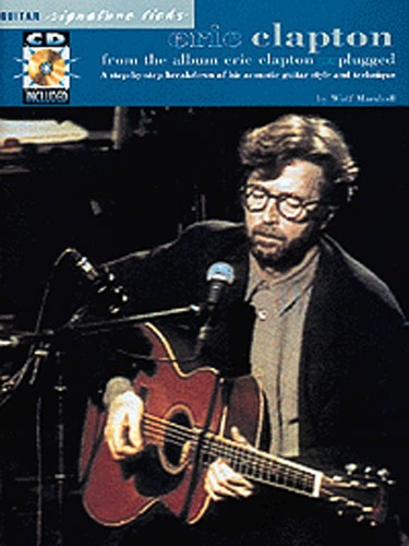 HAL LEONARD - AM949146 Eric Clapton
