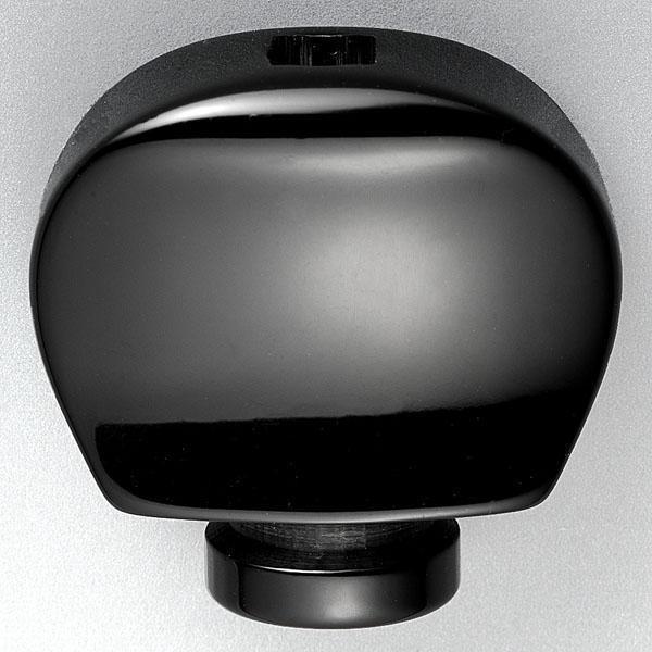 Schaller - Banjoknopf 25BK schwarz