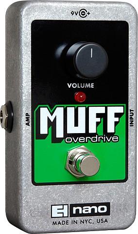 Electro Harmonix - Nano Muff Overdrive