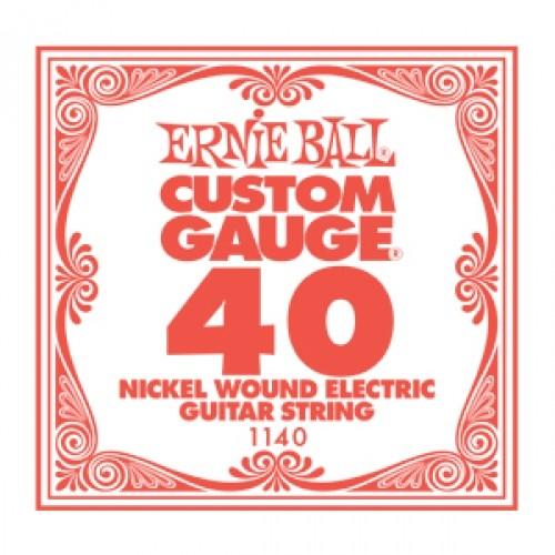 Ernie Ball - EB1140 040 wound Einzelsaite