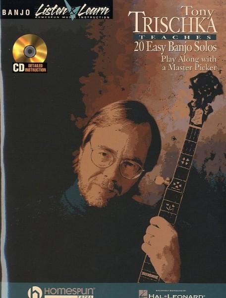 HSB00699056 20 Easy Banjo