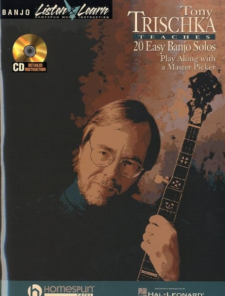 HAL LEONARD - HSB00699056 20 Easy Banjo